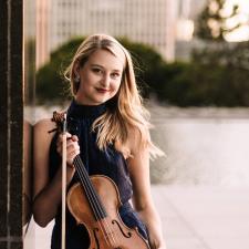 Amelia D. - Juilliard Masters Violinist