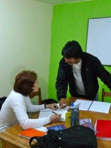 Jesus P. - Native peruvian Spanish teacher with 12 years of experience.