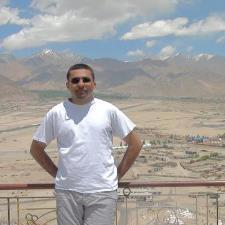 Pratik M. - Electrical Engineering grad student at UMBC