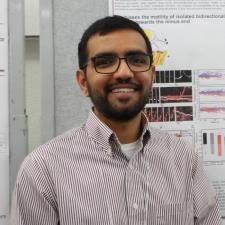 Abdullah C. - Doctoral Student interested in teaching Math and Programming