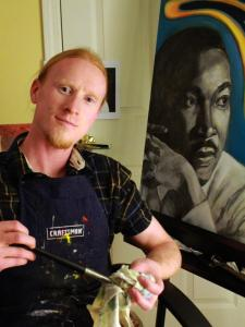 Sam H. - Classically trained artist and educator tutoring visual arts
