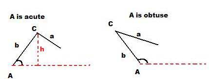 Law of Sines via SSA