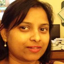 Moushumi R. - Patient, Knowledgeable and PhD Science, Statistics, and Math Tutor
