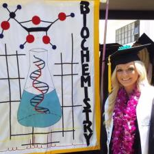Chelsi H. - Passion for Chemistry! Years of experience tutoring!