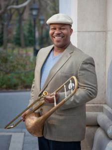 Marcus L. - Trombonist, Arranger, Composer, and Educator
