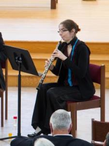 Tegan S. - Experienced Woodwinds, Piano and Accordion Teacher