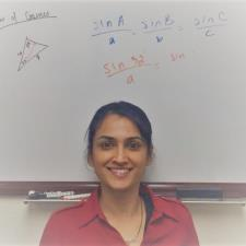 Richa G. - Elite Math Tutor with Teaching Credential