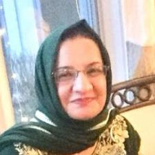 Mahrukh A. - Experienced Urdu Tutor (15+ Years)