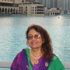 Nazma B. - Skilled educator in  Chemistry and  Algebra