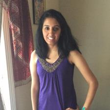 Avisha P. - Math tutor!