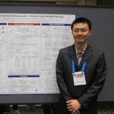 Zhongda P. - Organic Chemistry Tutor (PhD from U of Minnesota)
