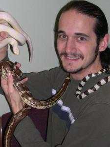 Christopher R. - The Biology/Chemistry/Math Tutor that Studies Snake Venom