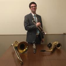 Veteran Music Teacher for Trumpet, Saxophone, Trombone, and Clarinet