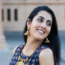 Anandita C. - Passionate about young students reaching full literary potential