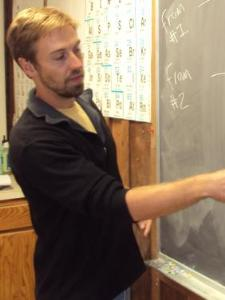 Chris R. - Ph.D. Candidate and Professional Physics, Math, and Writing Teacher