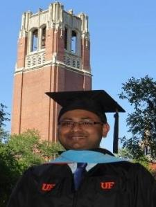 Biswadeep D. - Adjunct Faculty @Santa Fe College, Research Professional at UF