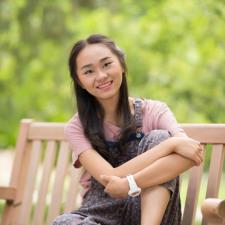 Zhiyun H. - Passion, Friendly, Love myself