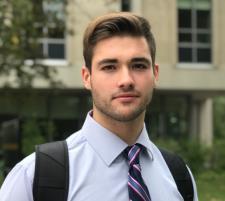 David M. - Senior Engineering student at MTU