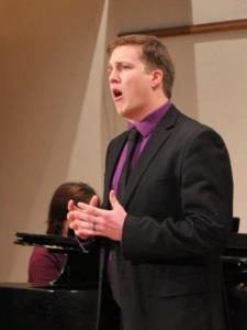 Jacob B. - Voice and Music Theory