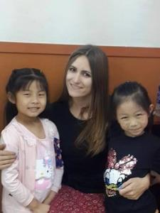 Brittany L. - ESL Teacher, 3 Years Experience