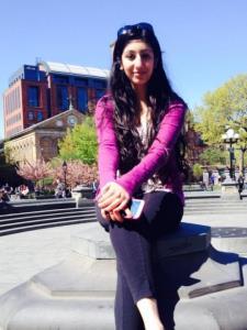 Janki J. - NYU Undergraduate Student Tutor