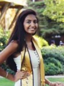 Veena B. - Second-Year Georgetown Law Student