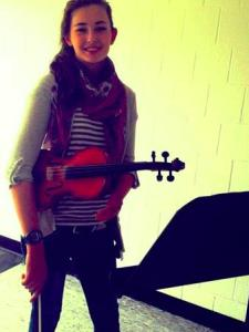 Sophie L. - SAT and ACT tutor. Chemistry. Math. (Upon request Violin)