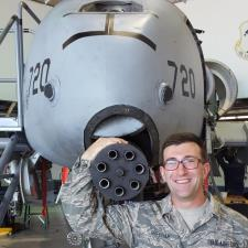 Robert S. - MPA in Data Analytics and Policy- Reserve Military Member-