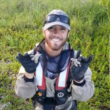 Austin P. - Motivated Scientist that collects data in Biscayne National Park