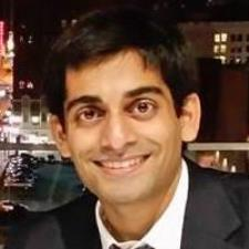 Deepak B. - Cornell Graduate tutoring Science, Math, and Tech