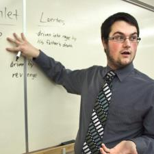 Daniel K. - Young, friendly, and passionate educator