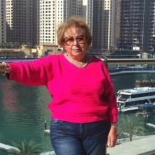 Hoda M. - Experienced in teaching all English Language branches for 30 years.