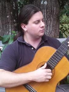 Martin G. - Guitar/Music Theory Tutor
