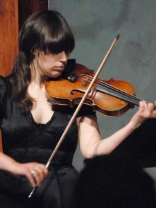 Sarah K. - Juilliard Trained Violinist and Teacher