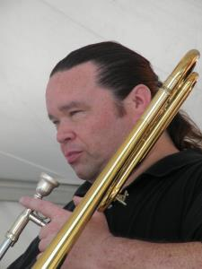 RIC  F. - Music Industry Veteran, Professional Trombone Instructor