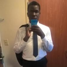 Olufemi A. - Best friends with Math for a long time, and we need a third friend