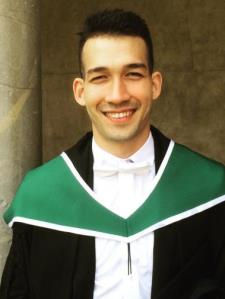 Daniel K. - Oxford Graduate: History, English, Latin, Elementary German