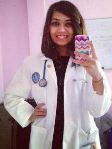 Ritu S. - Third Year Medical Student Looking to Help Out Part Time