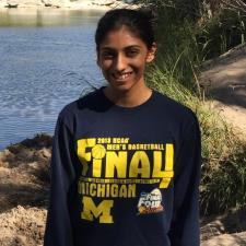 Pooja D. - Math, Statistics, and Science