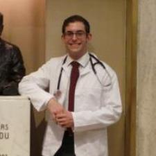 Jonathan G. - A medical student who loves teaching