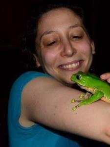 Danielle T. - Biology teacher who loves science!