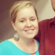 Sarah R. - I will make sure my lessons are catered to the student's needs.