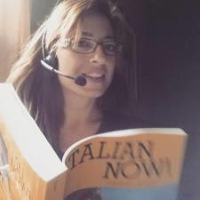 Dona T. - Native Italian language Professor, reviews available upon request