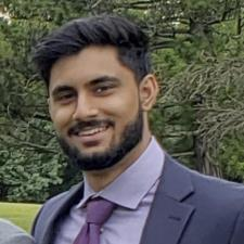 Raheel S. - Pre-medical Student/ Biology Major Specializing in Math and Science