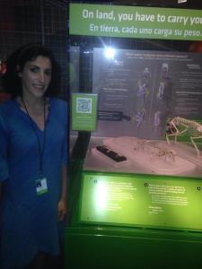 Danielle W. - Museum Scientist