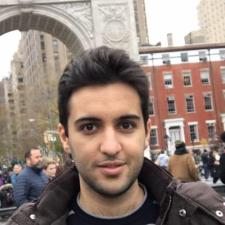Kourosh G. - NYU Master's Grad for Math and Programming Tutoring