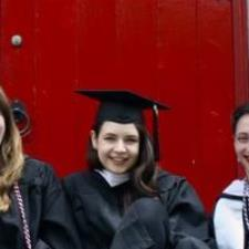 Stefanie G. - Recent Cum Laude graduate from a small liberal arts college.