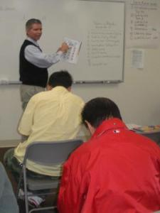 R P. - Eng/Writing teacher/ Elem-College has taught  at USC/CSULB-