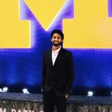 Nitesh K. - Graduate Student Instructor At University of Michigan