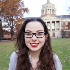 Lindsay W. - Undergraduate at UR studying Political Science & English